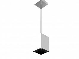 Подвесной квадратный светильник Bit B-15