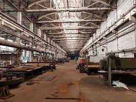 Помещение под производство и склад