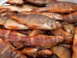 Копчения рыба