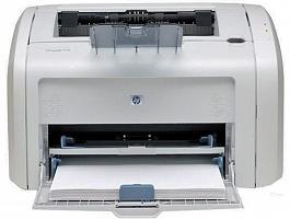 Принтер лазерный, НР 1018