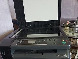 МФУ (принтер, ксерокс, сканер)