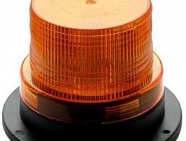Маяк светодиодный проблесковый (мигалка) «Блеск–2» оранжевый