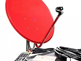 Установка спутникового МТС ТВ