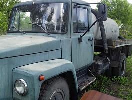 ГАЗ-3307(ассенизаторская)