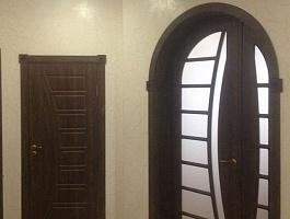 Арочные межкомнатные двери