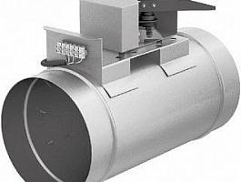 Клапан  огнезадерживающий KPNO-60-500-NP-SN-EM220-03 ( KOZK-1-60)