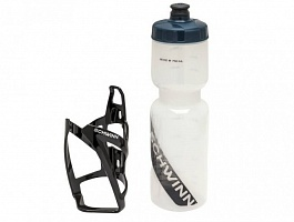 Waterbottle & Cage 680mm белый