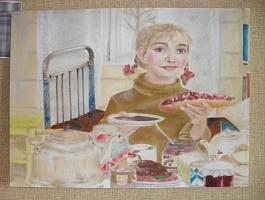 Картины маслом Гераськовой Татьяны