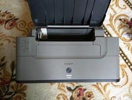 Продаю б.у. струйный принтер Canon pixma ip2200