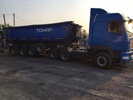 Продам тягач МАЗ-6430 с полуприцепом Тонар-9523