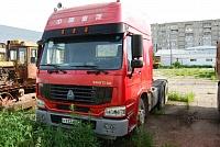 Продаётся седельный тягач Хово 2008 года выпуска,win: LZZ5CLSB58A295664,  с пробегом 25000 км, с консервации.