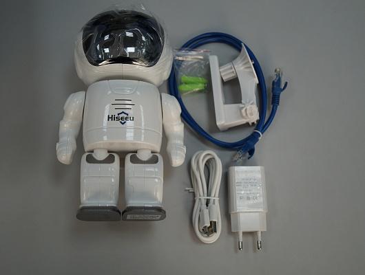 IP-робот видеонаблюдения 1.3Mpx