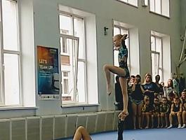 Акробатика, гимнастика, батут, ритмика