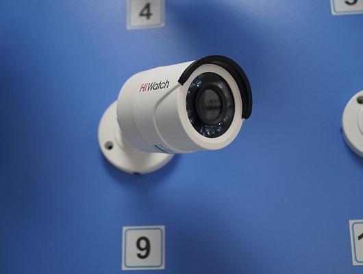 Уличная цилинрическая камера с ик подсветкой 2Mpx