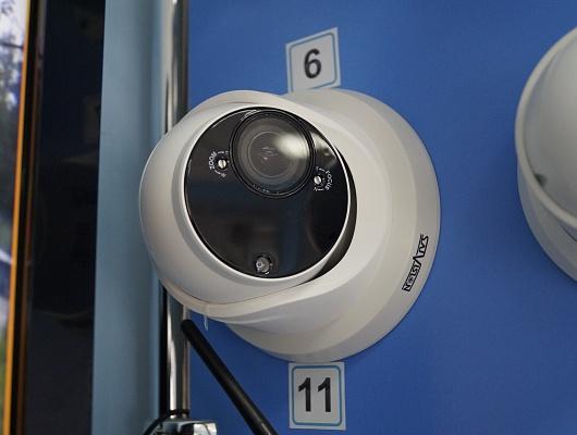 IP антивандальная камера видеонаблюдения с POE