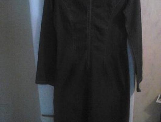 Платье джинсовое XL /170