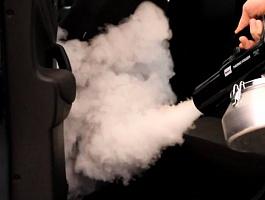 Устранение неприятных запахов.Сухой туман