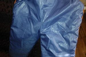 Зимний комплект куртка со штанами