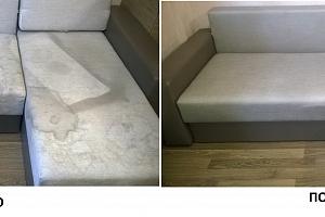 Химчистка ковров и мягкой мебели на дому