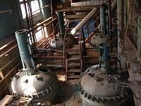 Купим реактора, емкости, резервуары, мешалки.