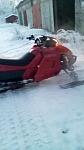 Снегоход CF 250