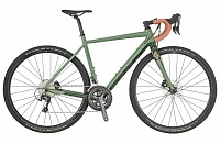 Contessa Speedster Gravel 25 (2019) зеленый 56см