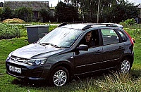 Продаю авто Калина Хечбек  2017 года