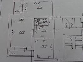 Продаю 2-х ком. кваритру, общ.п. от 80 до 120 м², этаж не первый и не последний