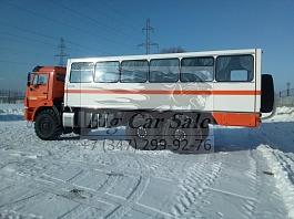 Вахтовый автобус НЕФАЗ 420800-000302750/6