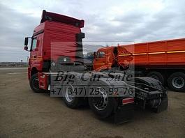 Седельный тягач КАМАЗ 65209-002-87(S5)