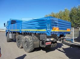 Бортовой грузовик КАМАЗ 43118-6012-50