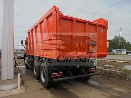 Автосамосвал КАМАЗ 6520-6012-53