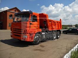 Автосамосвал КАМАЗ 65115-6058-48(A5)