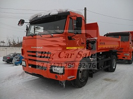 Автосамосвал КАМАЗ 43255-7010-69(G5)