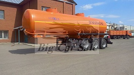 Нефтевоз НЕФАЗ 96931-0201121-04