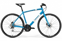 Crossway urban 20-D (2017) metallic blue(white) 48