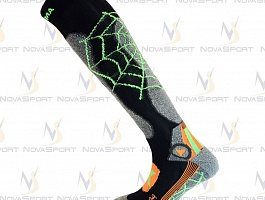 Носки Enforma Ski Racing Compression black spider 4-1030