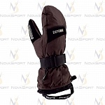 Лыжные перчатки Viking Defender Mitten Brown-black