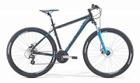 Велосипед Merida Big Nine 15MD Black/Blue/Grey (2017)