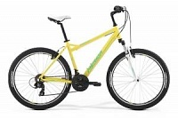 Велосипед Merida Juliet 6.5V Yellow/White/Green (2017)