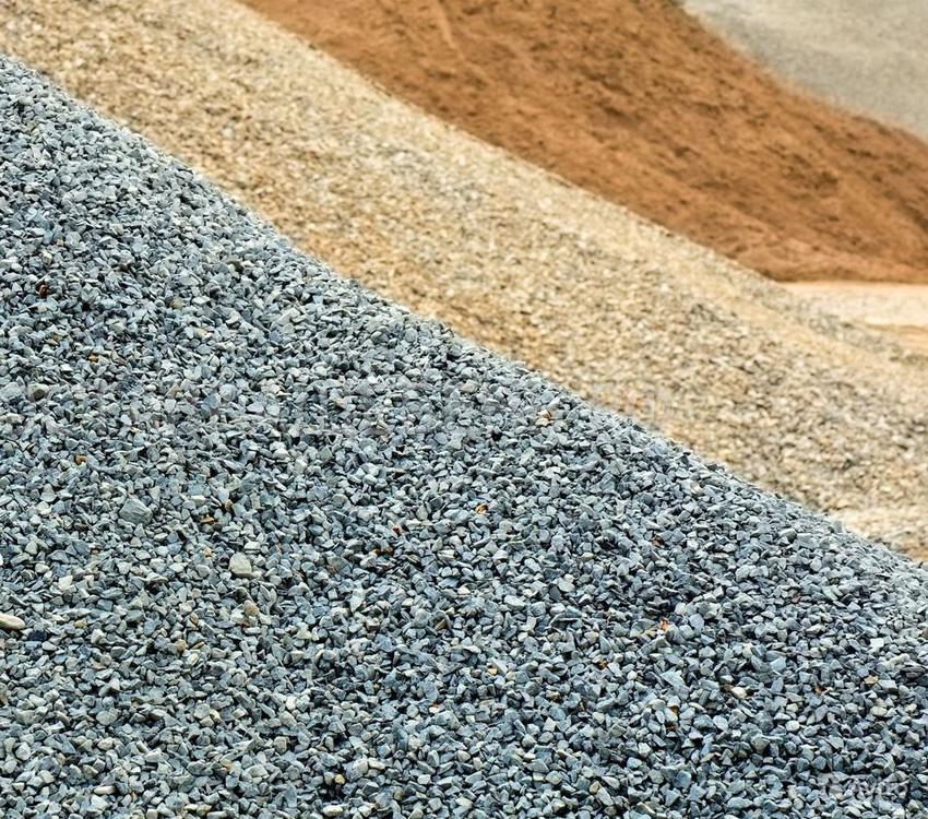 щебень песок отсев