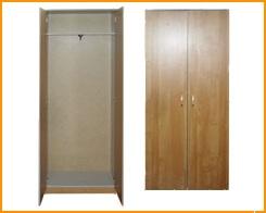 Шкафы металлические для одежды, Шкафы в раздевалки, Шкафы для спортбаз