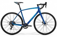 Ride Disc Adventure-CF (2017) metallic blue(blue) 54см