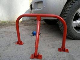 Парковочные барьеры и столбики от производителя