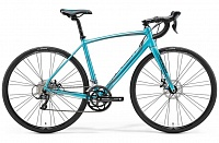 Ride Disc 100-Juliet (2017) silk petrol blue(black) 52см