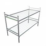 Металлические долговечные кровати для казарм