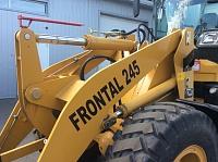Продается фронтальный погрузчик FRONTAL 245