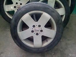 Колеса на Форд Фокус 2.