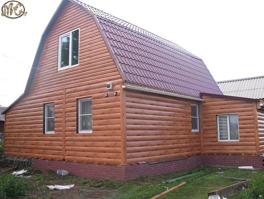 Строительство крыши, фасада. Красноярск