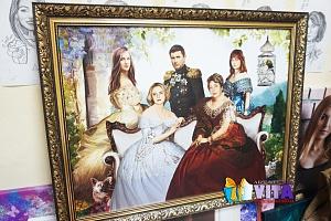 Портреты по фото в Костроме